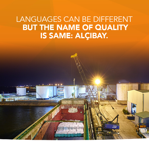 Languages Can Be Different But The Name of Quality is Same: Alçıbay